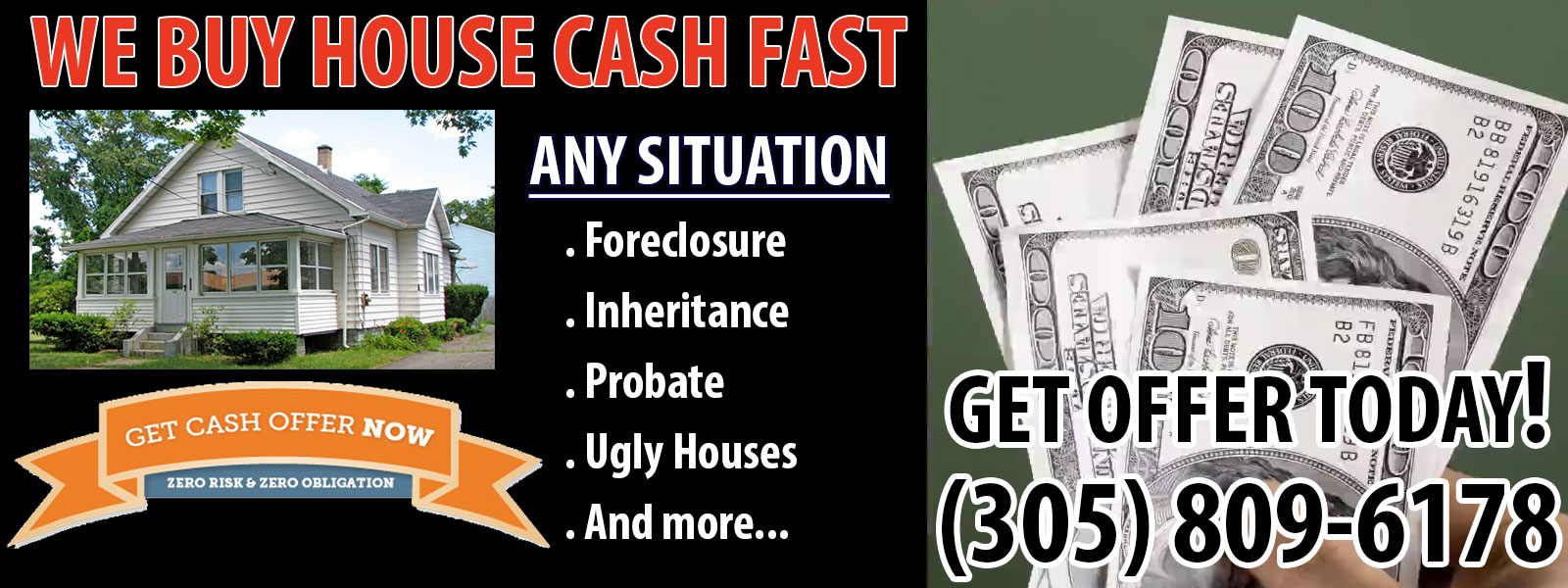 We Buy House Cash